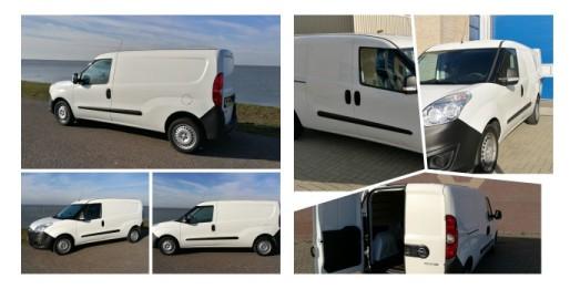 Met onze Opel Combo Maxi | L2/H1 verzorgen wij uw zendingen in Nederland en Europa. De bestelauto heeft een max laadvermogen van 500 kg.